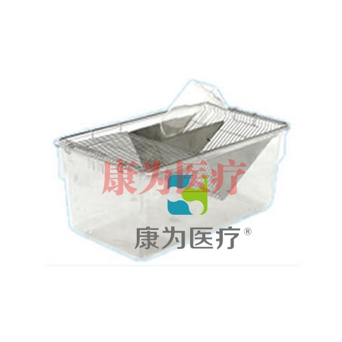"""""""康为医疗""""KDF/CP-6型小鼠群养大鼠饲养笼"""