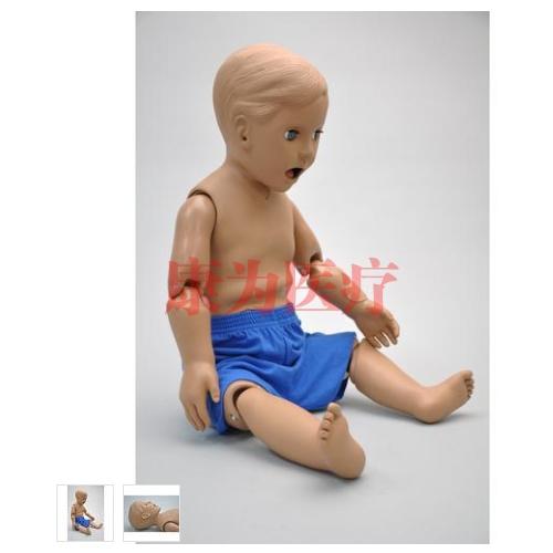 德国3B Scientific®Mike & Michelle®1岁幼儿护理威廉希尔
