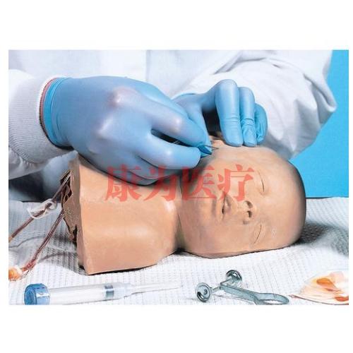德国3B Scientific®幼儿头部静脉血管注射练习