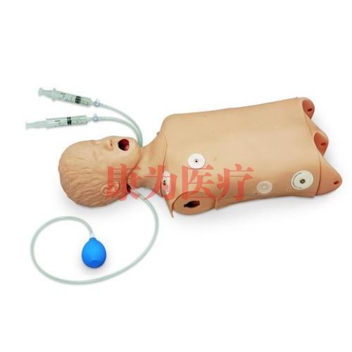 德国3B Scientific®高级儿童CPR/气道管理躯干威廉希尔,具有除颤训练功能特征