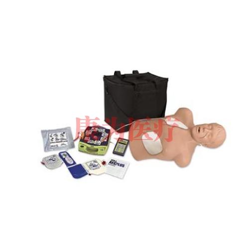 德国3B Scientific®CPR 躯干威廉希尔Brad 带有Zoll AED 训练装置包