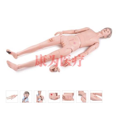 3B Scientific® 基础型患者护理人体威廉希尔