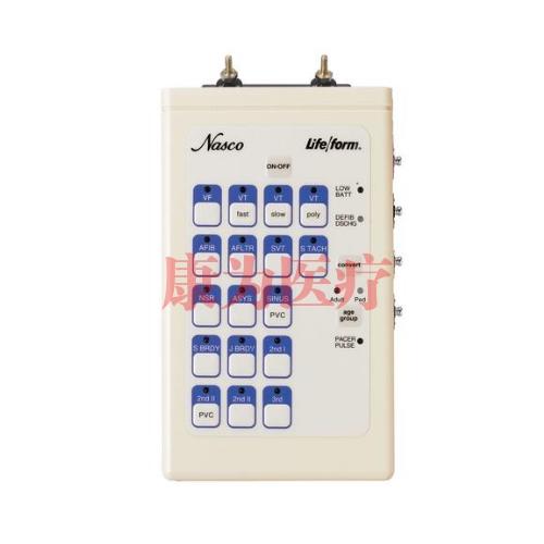 德国3B Scientific®互动式 ECG 模拟装置