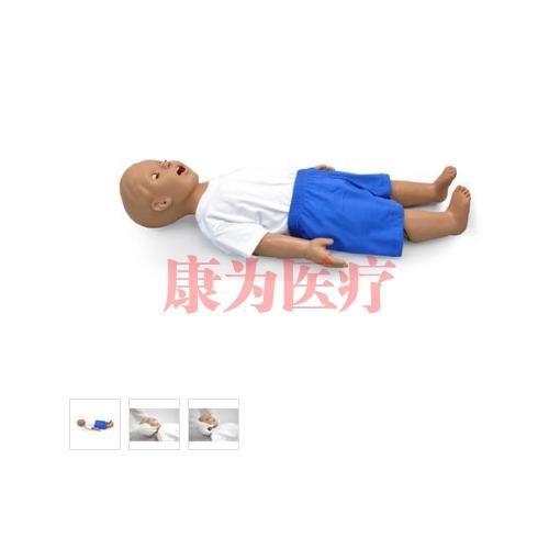 德国3B Scientific®1岁幼儿CPR练习和创伤治疗模拟威廉希尔(1岁)