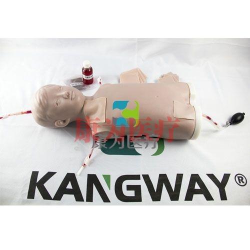 【威廉希尔|平台医疗】高级儿童小儿中心静脉注射穿刺躯干训练威廉希尔