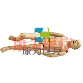 【康为医疗】ACLS165A高级多功能五岁儿童综合急救训练模拟人(ACLS高级生命支持、嵌入式系统)