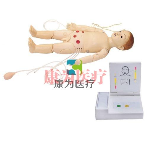 """""""康为医疗""""高级一岁儿童综合急救训练标准化模拟病人(ACLS高级生命支持、嵌入式系统)"""