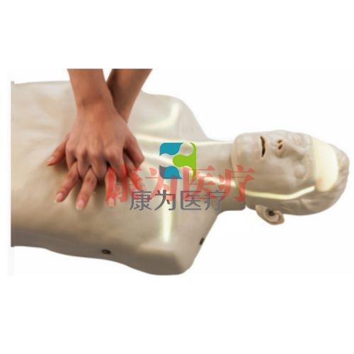 """""""康为医疗""""血流可视化CPR培训Manbo万博体育,可视化血液循环CPR操作模拟人"""