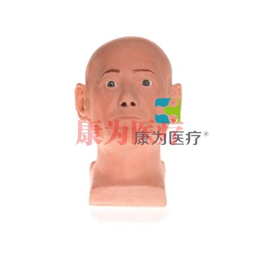 """""""威廉希尔 平台医疗""""皮瓣修复及缝合手术训练头部威廉希尔—含耳部结构"""