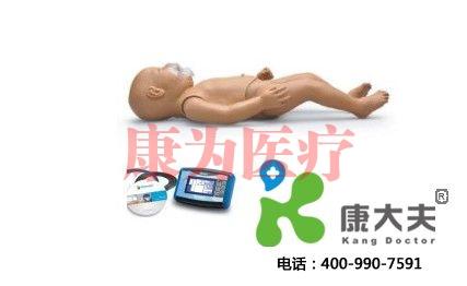 婴儿心肺复苏标准化模拟病人+OMNI控制盒