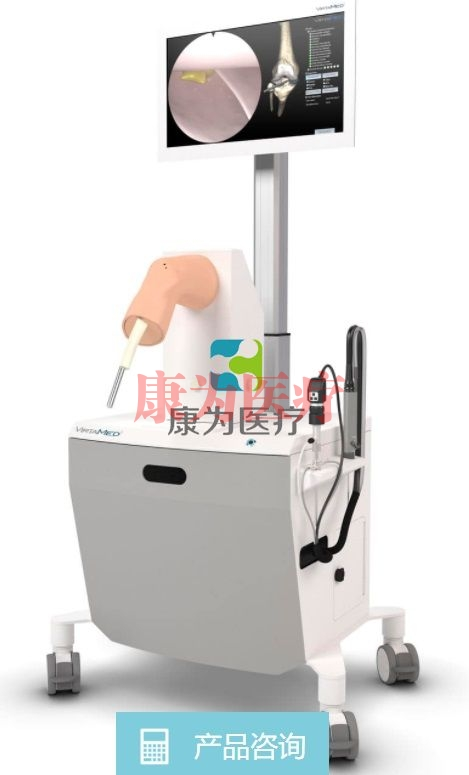 VIRTAMED ARTHROS™膝盖关节镜培训模拟器 / 微创手术 / 用于骨科手术 / 膝盖关节镜