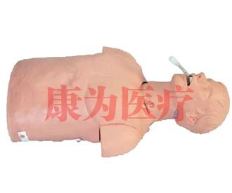 多功能成人气道处理与CPR训练威廉希尔(标准型)(Adult Airway Management Trainer Torso)