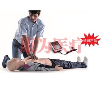 复苏安妮QCPR/带电子显示器