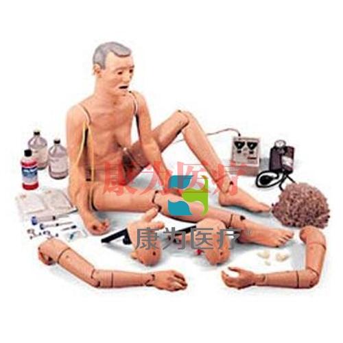 GERI标准护理人——老年人形象