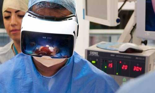 微创虚拟威廉希尔训练系统 VR