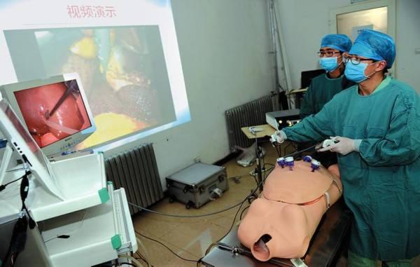 超声检查训练模型