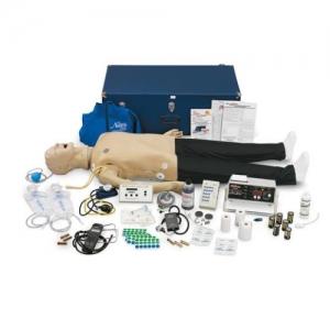 德国3B Scientific®成年人Deluxe Plus CRiSis™ 听诊用人体威廉希尔