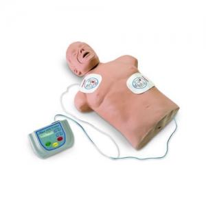 德国3B Scientific®AED 训练装置,带Brad™ 心肺复苏(CPR)人体威廉希尔