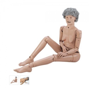 德国3B Scientific®基础型GERi™护理技术老年人医护训练威廉希尔