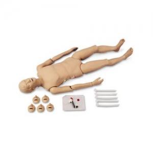 德国3B Scientific®全身心肺复苏(CPR)人体威廉希尔,带创伤