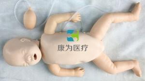 """""""康为医疗"""" 交互式婴儿心肺复苏训练考评系统,移动交互式婴儿心肺复苏训练及考核系统平台,婴儿复苏模型 (无线版)"""