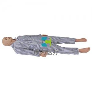 """""""康为医疗""""骨髓穿刺模拟人,高级骨髓穿刺全身训练模型,骨髓穿刺标准化模拟病人,骨髓穿刺模拟人(2018新款)"""