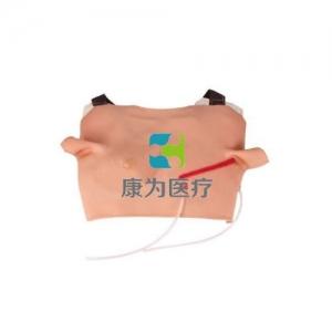 """""""康为医疗""""乳房检查及乳房肿块切除术后护理模型,乳腺肿块切除检查模型"""