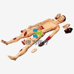 """""""康为医疗""""全功能创伤护理人,高级创伤模型"""