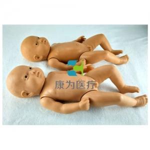 """""""康为医疗""""高级新生儿黄疸标准化模拟病人,婴儿黄疸护理Manbo万博体育,婴儿营养不良护理Manbo万博体育"""