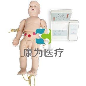 【威廉希尔|平台医疗】ACLS155多功能婴儿综合急救训练模拟人(ACLS高级生命支持、嵌入式系统)