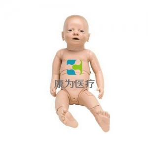 """""""康为医疗""""婴儿护理模型"""