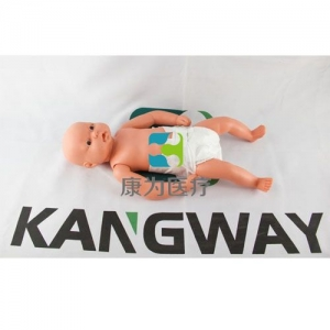 """""""康为医疗""""高级出生婴儿模型(男婴、女婴任选)"""