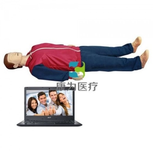 """""""康为医疗""""高级计算机控制心肺复 苏模拟人(带气管插管、带软件)"""