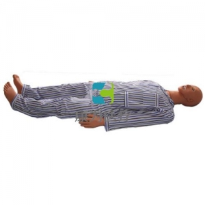 """""""康为医疗""""脊椎搬运训练Manbo万博体育,脊柱损伤搬运仿真标准化病人"""