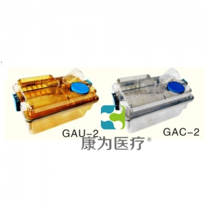 """""""康为医疗""""小鼠笼盒(外置式水瓶)GAU-2"""