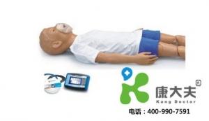 5岁儿童心肺复苏+OMNI控制盒+骨内注射、静脉注射