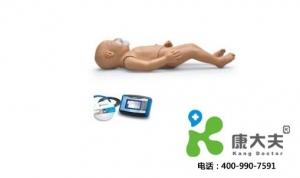 婴儿心肺复苏标准化模拟病人+OMNI控制盒+骨内注射、静脉注射