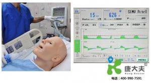 智能麻醉和呼吸系统标准化模拟病人