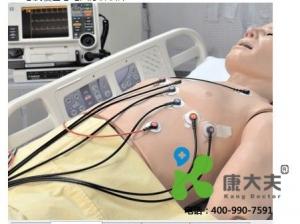智能心电图标准化模拟病人