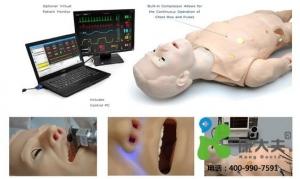 高级生命支持成人标准化模拟病人