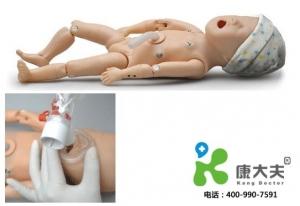 无线智能早产儿标准化模拟病人HAL