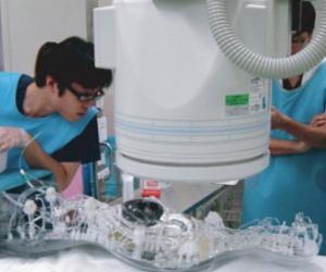血管内介入手术训练评估仿真系统