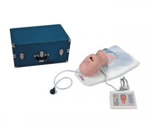急救插管头部伴环状软骨压力传感装置Manbo万博体育(Cricoid Pressure Trainer)