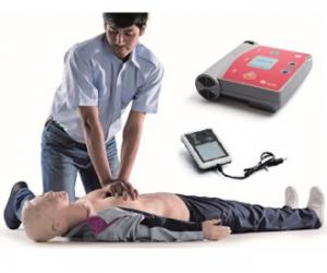 AED复苏安妮/带电子显示器
