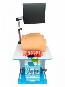 """""""康为医疗椎间孔镜微创手术模拟训练系统"""