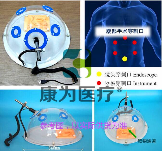 """""""康为医疗""""泌尿科专用腹腔镜手术模拟训练装置"""