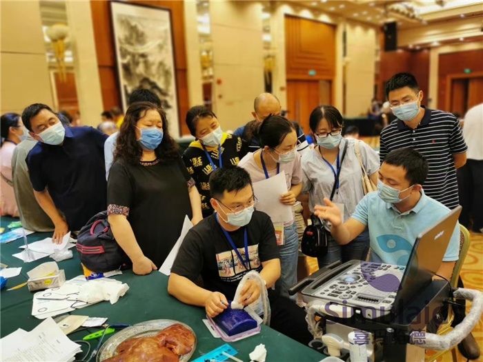 超聲醫學模擬培訓--藍模--CAE Healthcare